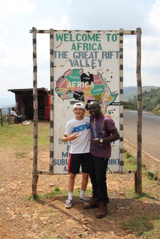 Great Rift Valley with Dan